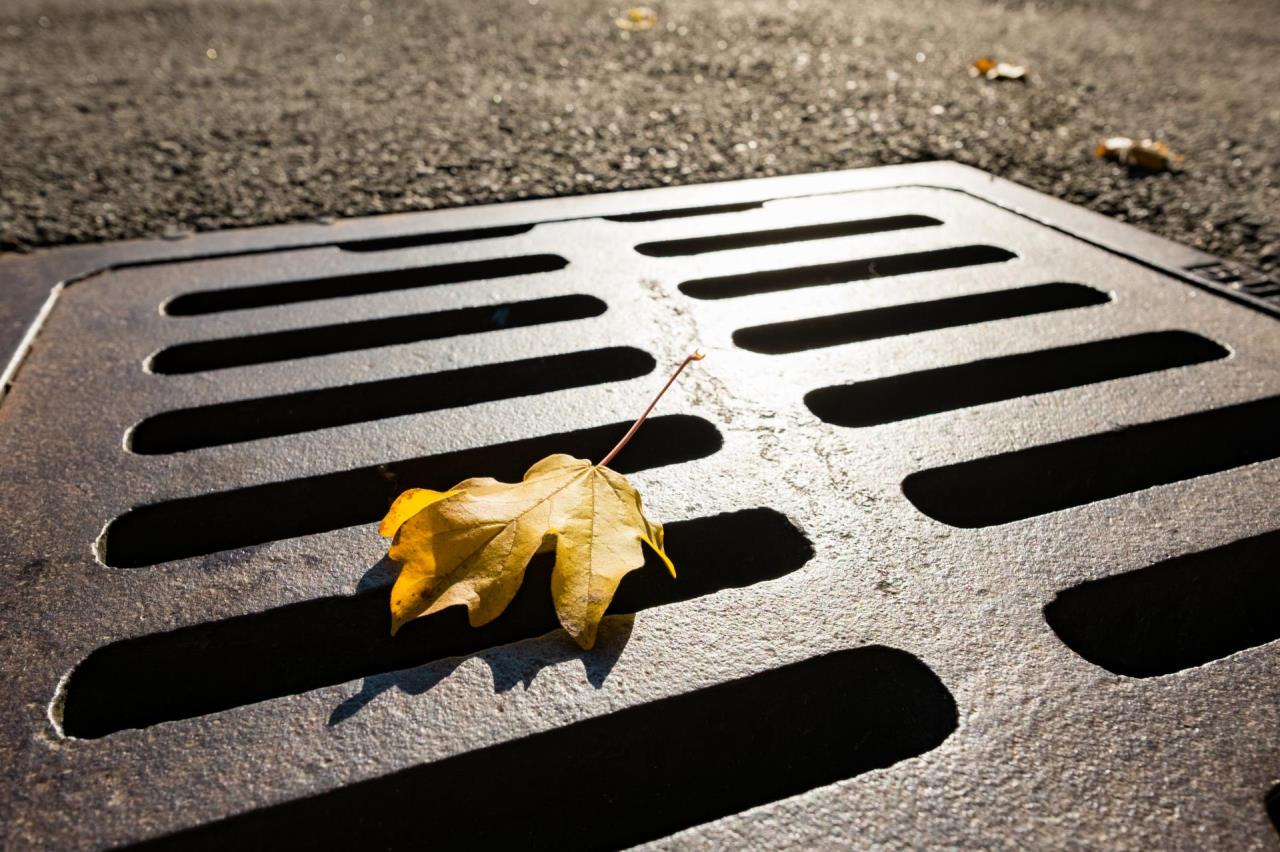 Stormwater Stock photo